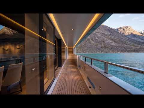 Luxury yacht Cloudbreak is built for adventure