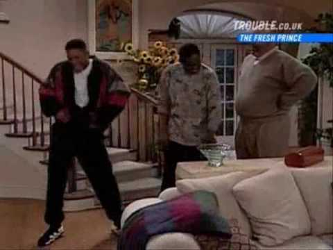 Fresh Prince of Bel-Air - The Temptations