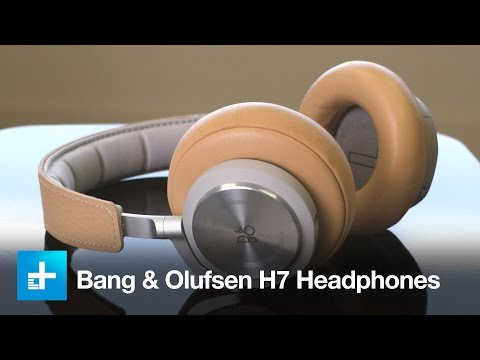 Bang & Olufsen H7 Wireless Headphones - Review