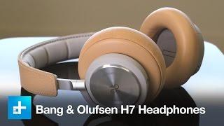 Bang amp Olufsen H7 Wireless Headphones - Review