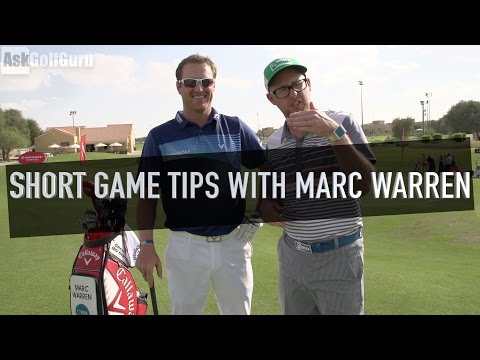 Basic Chipping Golf Lesson with Marc Warren