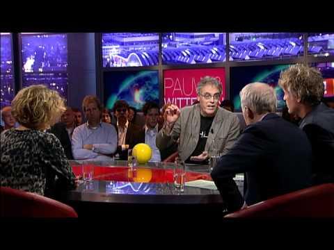 Govert Schilling in Pauw & Witteman 24-01-2012