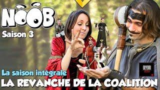 NOOB : Saison 3 intégrale - 2h34