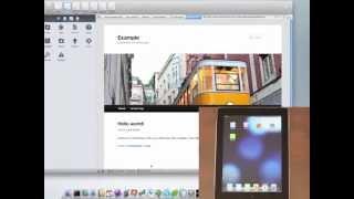 Using Coda 2 with WordPress
