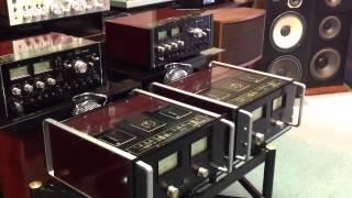 Sansui BA-5000 power amp twins, Vintage Hifi, Definition Se