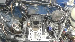 Результат холодной запрессовки поршневого пальца двигателя ВАЗ-2106
