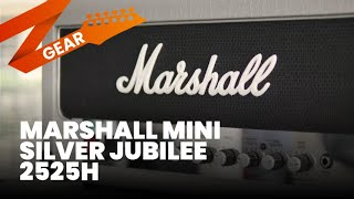 Marshall Mini Silver Jubilee 2525H Test