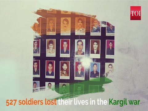 Kargil Vijay Diwas: Nation pays tribute to our heroes