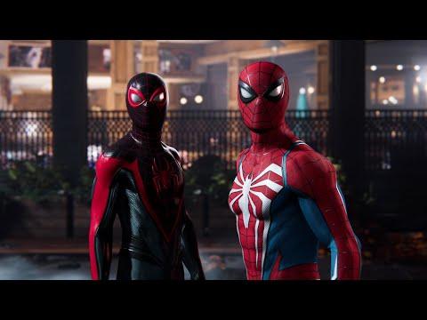 Marvel's Spider-Man 2 | ТРЕЙЛЕР (на русском; субтитры)