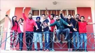 GAL JATTAN WALI | NINJA | Bhangra | choreography | THE DANCE MAFIA MOHALI