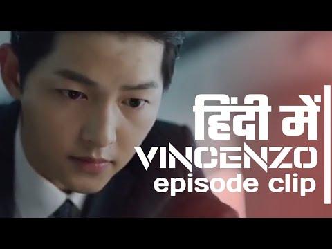 Download Vincenzo-Episode Clip  Hindi Dubbed  Latest Korean Drama