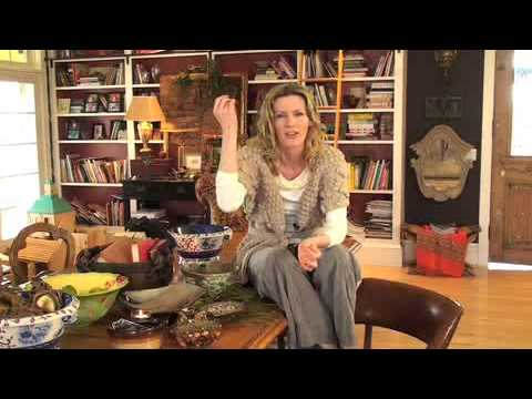 Tracy Porter Decorating Video - Bowls: Collect & Display!