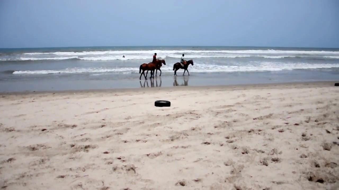 Labadi Beach In Accra Ghana
