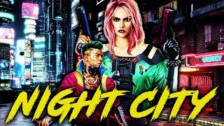 Cyberpunk 2077: Everything You Need to Know about Night City - Cyberpunk Lore #1