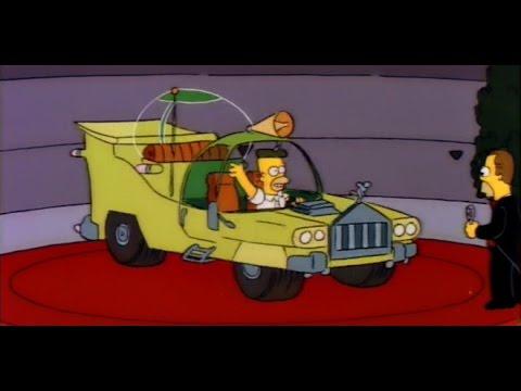 The Homer - The Car Built for Homer