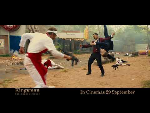 Kingsman : The Golden Circle I  TV Spot #1 I In Cinemas 29 September - Duur: 0:31.