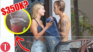 Justin Bieber Spent THIS MUCH On Hailey Baldwin's Engagement Ring