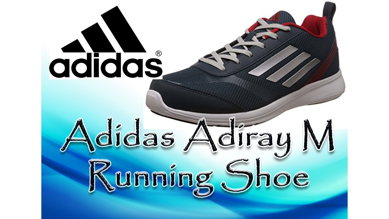 ddd83b566953 Adidas Adiray M Running Shoe Review - YouTube