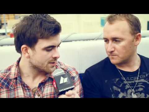 Macbeth X Keep-A-Breast @ SXSW- Anthony Green Interview