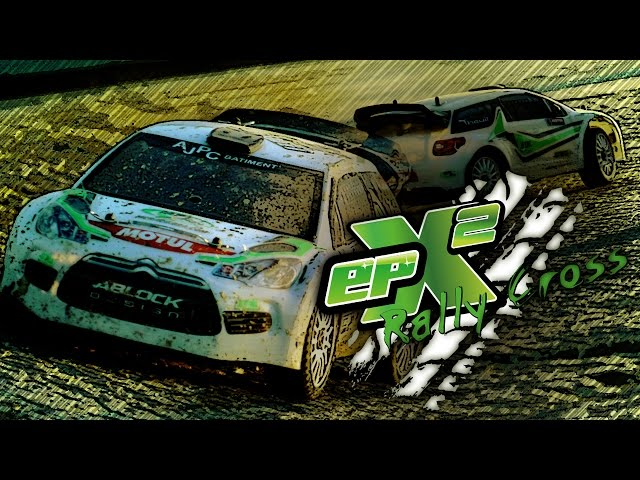 HOBBYTECH® EPX2 RALLY CROSS / DS3 CITROËN officially licensed / ALEX THEUIL