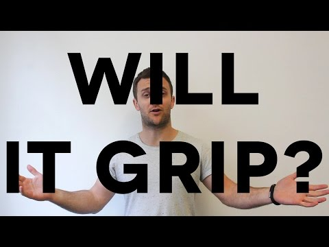 Will it Grip? Fruit. Soup. Tools. Crockery.