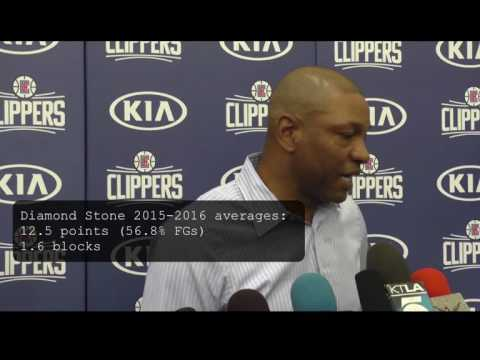 2016 NBA Draft   Clippers Select F Brice Johnson, Acquire G David Michineau, C Diamond Stone