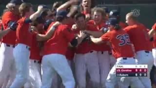 Auburn baseball vs South Carolina Game 3 Highlights