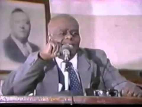 Professor John Henrik Clarke on the History of Southern Africa