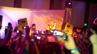 Dj Pauly D Intro In San Diego...