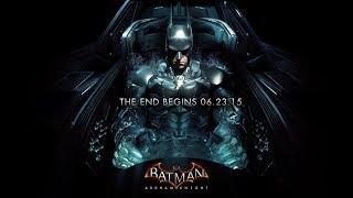 Batman  Arkham Knight 4K MAX 7700K GTX 1080 TI ASUS STRIX