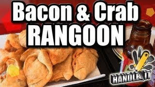 Handle It - Bacon & Crab Rangoon
