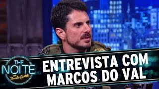 The Noite (09/10/15) - Entrevista com Marcos do Val