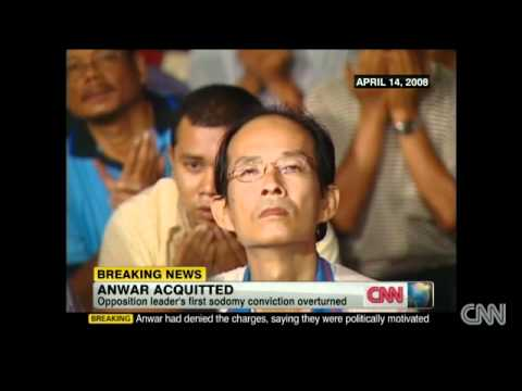 Malaysian court finds opposition leader Anwar not guilty of sodomy - CNN.com.mp4