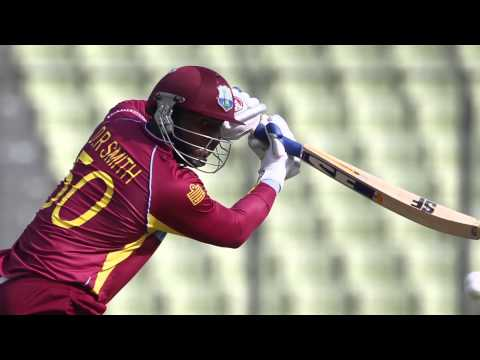 Off The Mark - How it all began for ... Dwayne Smith - Cricket World TV