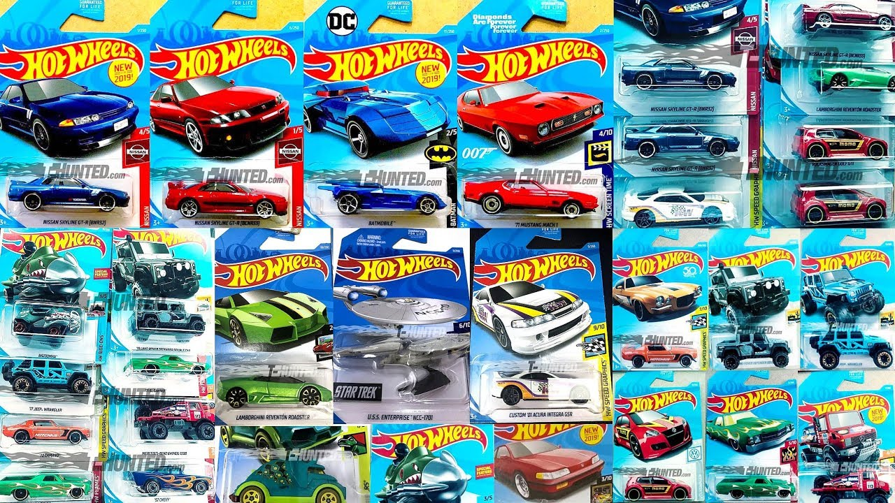 new 2019 hot wheels a case cars upcoming vehicles and. Black Bedroom Furniture Sets. Home Design Ideas