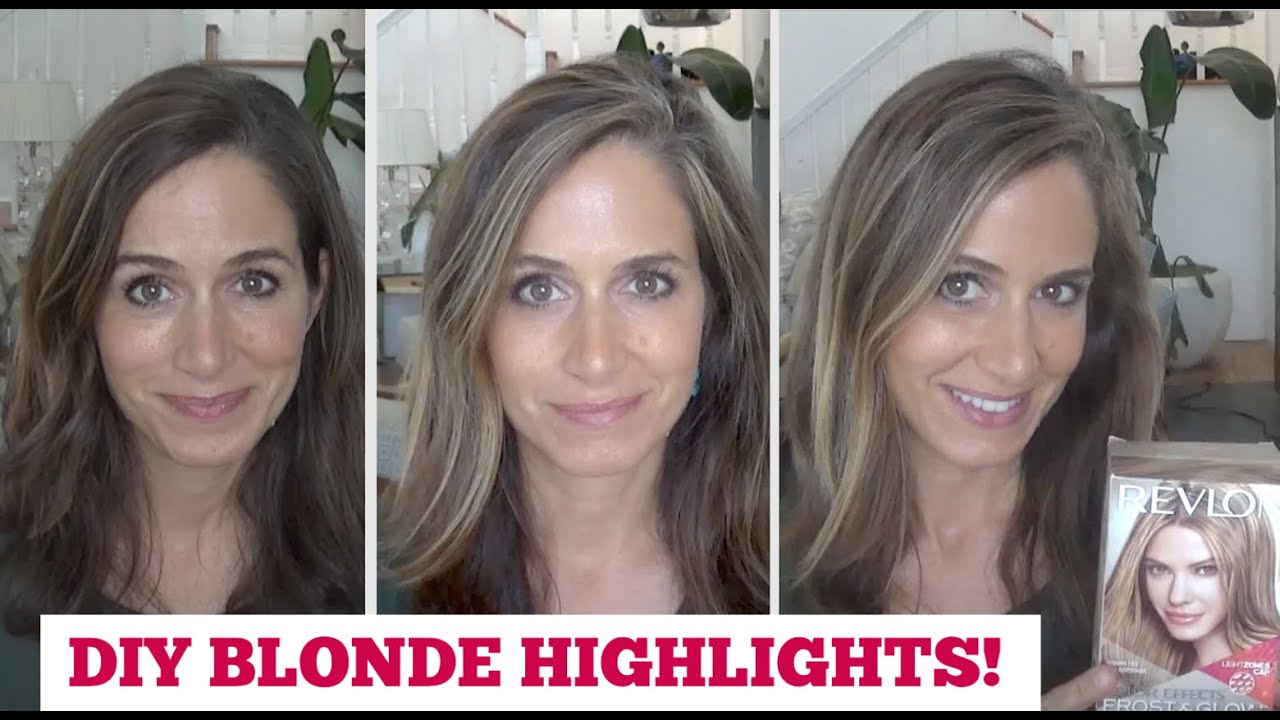How to get perfect diy blonde highlights youtube how to get perfect diy blonde highlights solutioingenieria Images