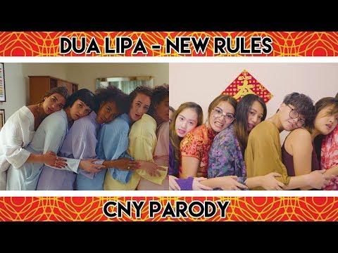 CNY Rules | New Rules by Dua Lipa Parody | TSL Special