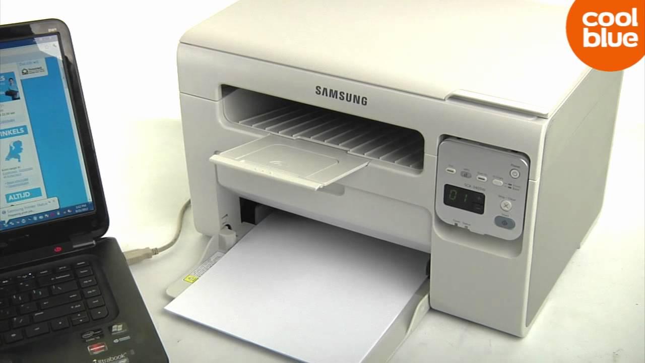 Samsung SCX-3405FW MFP Add Printer Driver FREE