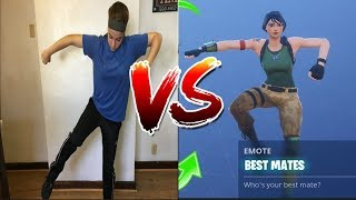 Fortnite Dance Challenge In Real Life (Beards vs Eh Bee Family)