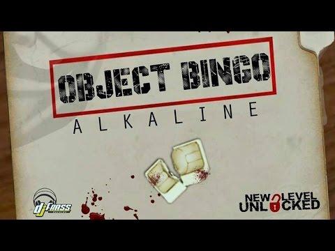 Alkaline - Object Bingo (Raw) [Wild Wild West Riddim] September 2015