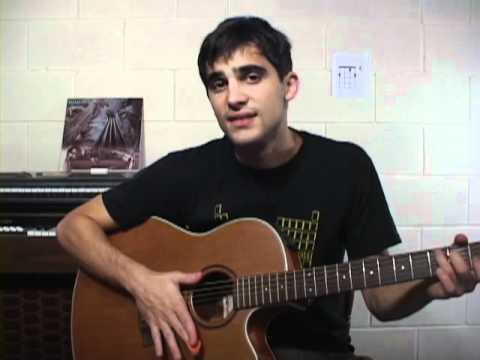 Dan The Guitar Man Chords Youtube