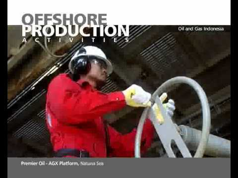 OFFSHORE PRODUCTION ACTIVITIES - Premier Oil 'AGX Platform' #2