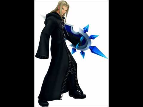 Derek Stephen Prince as Vexen in Kingdom Hearts Re: Chain of Memories (Battle Quotes)