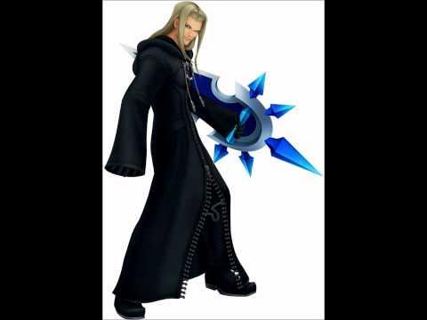 Derek Stephen Prince as Vexen in Kingdom Hearts Re: Chain of Memories (Battle Quotes)
