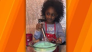 6-Year-Old Amazing Amy's Cooking Show Is Inspiring Kids With Speech Impediments