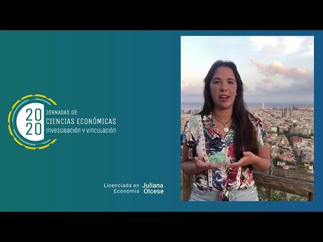 Egresados FCE -  Juliana Olcese