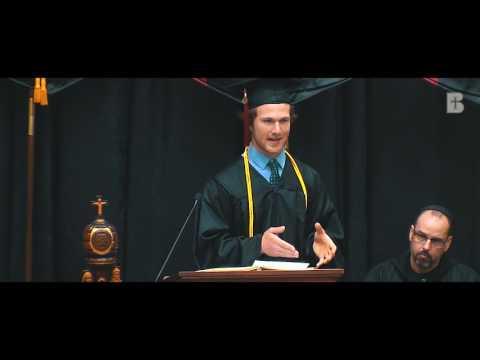 Augustine Calvino Valedictorian Speech 2017 - Benedictine College