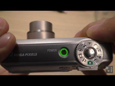 📷 Sony Cyber-Shot DSC-S650 (2007)