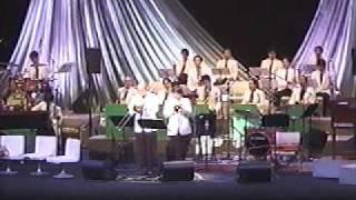 兵庫県西宮のウエストウインズジャズ オーケストラです。曲は「11PM」、...