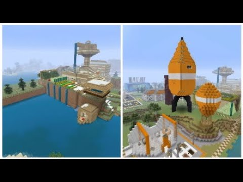 Before And After - Stampy's Lovely World Remake